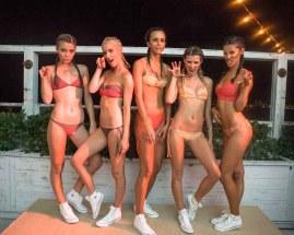 RVCA & BEACH RIOT Celebrate Miami Swim SS15