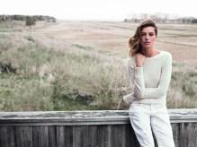 Daria Werbowy for Mango F14 (15)