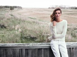 Daria Werbowy for Mango F14 (15)