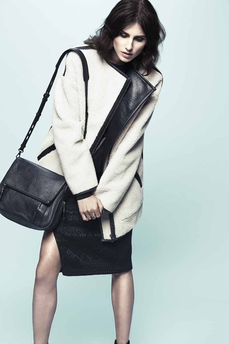 Rebecca Minkoff Crosby Saddle Bag