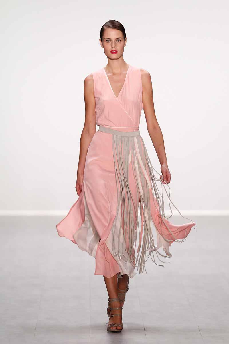 Riani Show - Mercedes-Benz Fashion Week Spring/Summer 2015