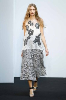 Schumacher Show - Mercedes-Benz Fashion Week Spring/Summer 2015