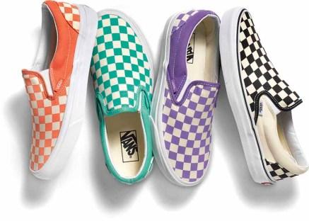 Vans Original Classic Slip-On_Checkerboard Pack