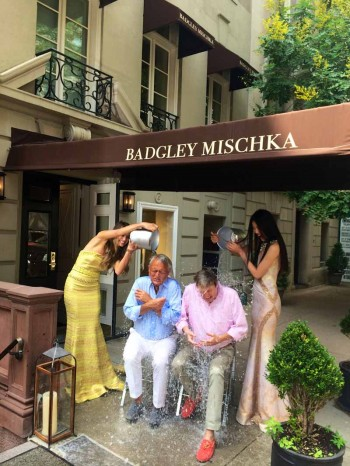 badgley mischka icebucket challenge (1)