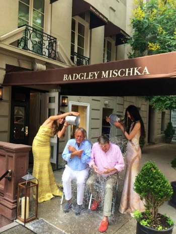 badgley mischka icebucket challenge (1)