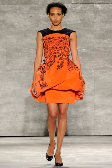 Supima New York Fashion Week Spring Summer 2015 September 2014