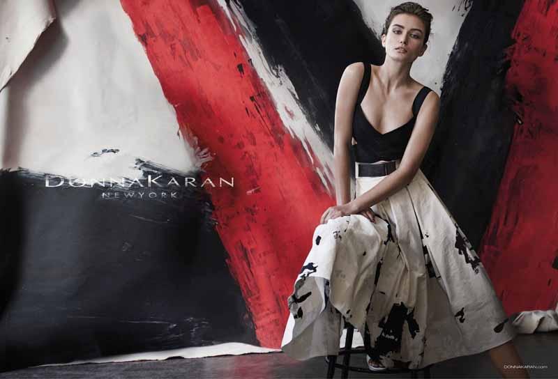 Donna Karan S15 Campaign (1)