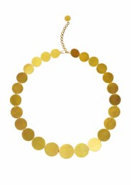 ILU1235 GOLD DOT necklace