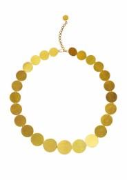 ILU1235 GOLD DOT necklace