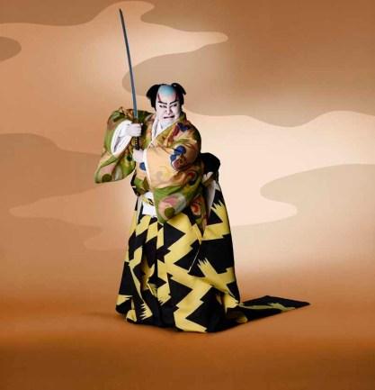 Shochiku Kabuki Uniqlo artist (1)