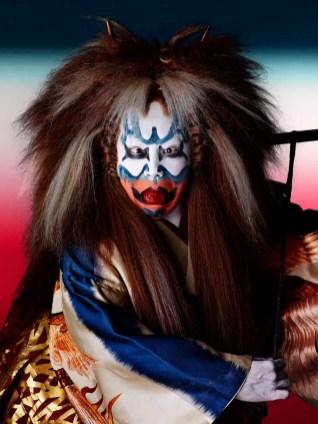 Shochiku Kabuki Uniqlo artist (5)