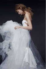 Vera Wang Bridal Fall 2015 Look 11