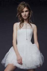 Vera Wang Bridal Fall 2015 Look 04