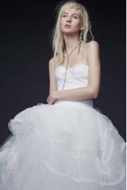 Vera Wang Bridal Fall 2015 Look 10