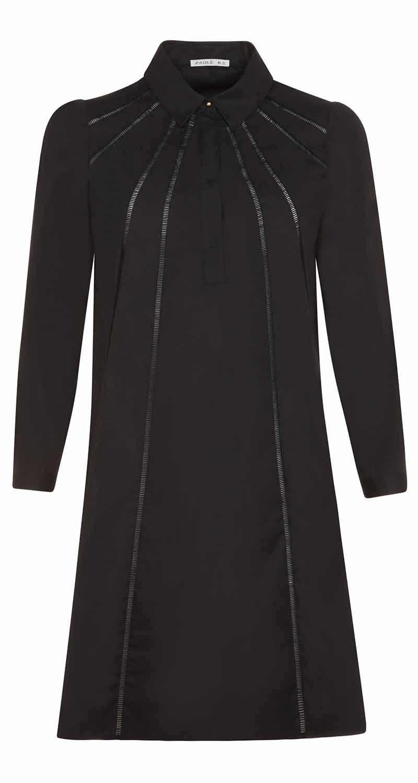 Paule Ka little black dress S15 (7)