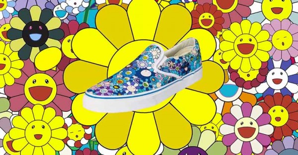 4e382bba26 Vans and Takashi Murakami Unveil Limited Edition The Vault by Vans x  Takashi Murakami Collection