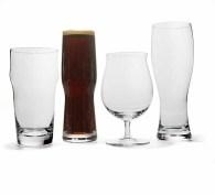 Lenox Crystal Tuscany Craft Beer Mixed Set-$54