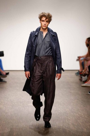 Brachmann Show - Mercedes-Benz Fashion Week Berlin Spring/Summer 2016