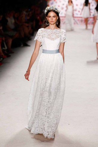 Lena Hoschek Show - Mercedes-Benz Fashion Week Berlin Spring/Summer 2016