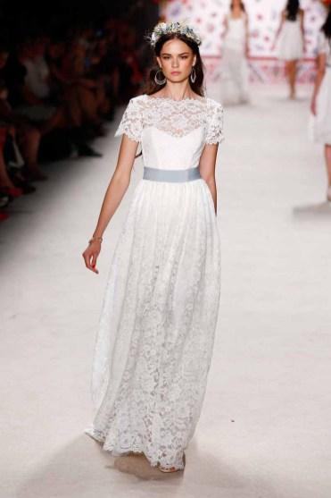 Lena Hoschek Show - Mercedes-Benz Fashion Week Berlin Spring/Summer 2016