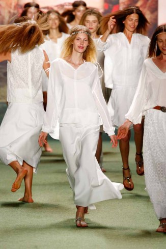 Marc Cain Show - Mercedes-Benz Fashion Week Berlin Spring/Summer 2016
