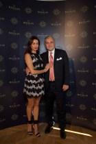 Maria BUCCELLATI. Andrea BUCCELLATI. . Buccellati. Opera Collection Event. Hotel Salomon de Rothschild. 6 july 2015 © david atlan