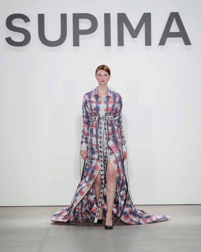 Supima Design Competition 2016 - Runway