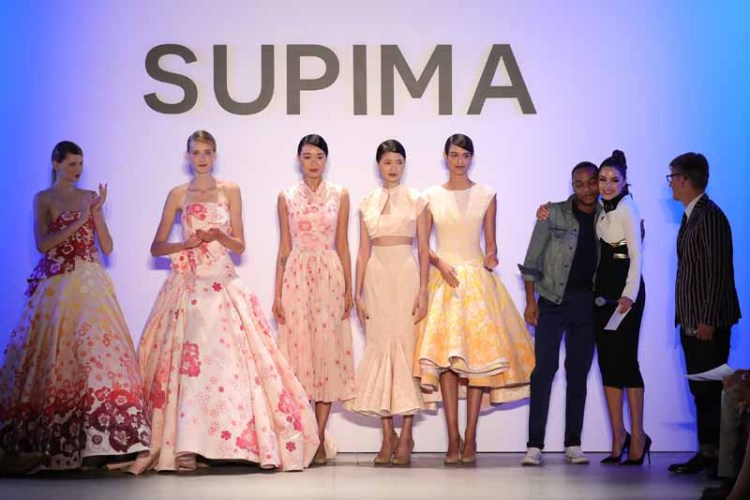 Supima Design Competition 2016 - Runway