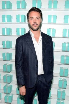BEVERLY HILLS, CA - OCTOBER 13: Actor Jack Huston attends Tiffany & Co.'s unveiling of the newly renovated Beverly Hills store and debut of 2016 Tiffany masterpieces at Tiffany & Co. on October 13, 2016 in Beverly Hills, California. (Photo by Charley Gallay/Getty Images for Tiffany & Co.)