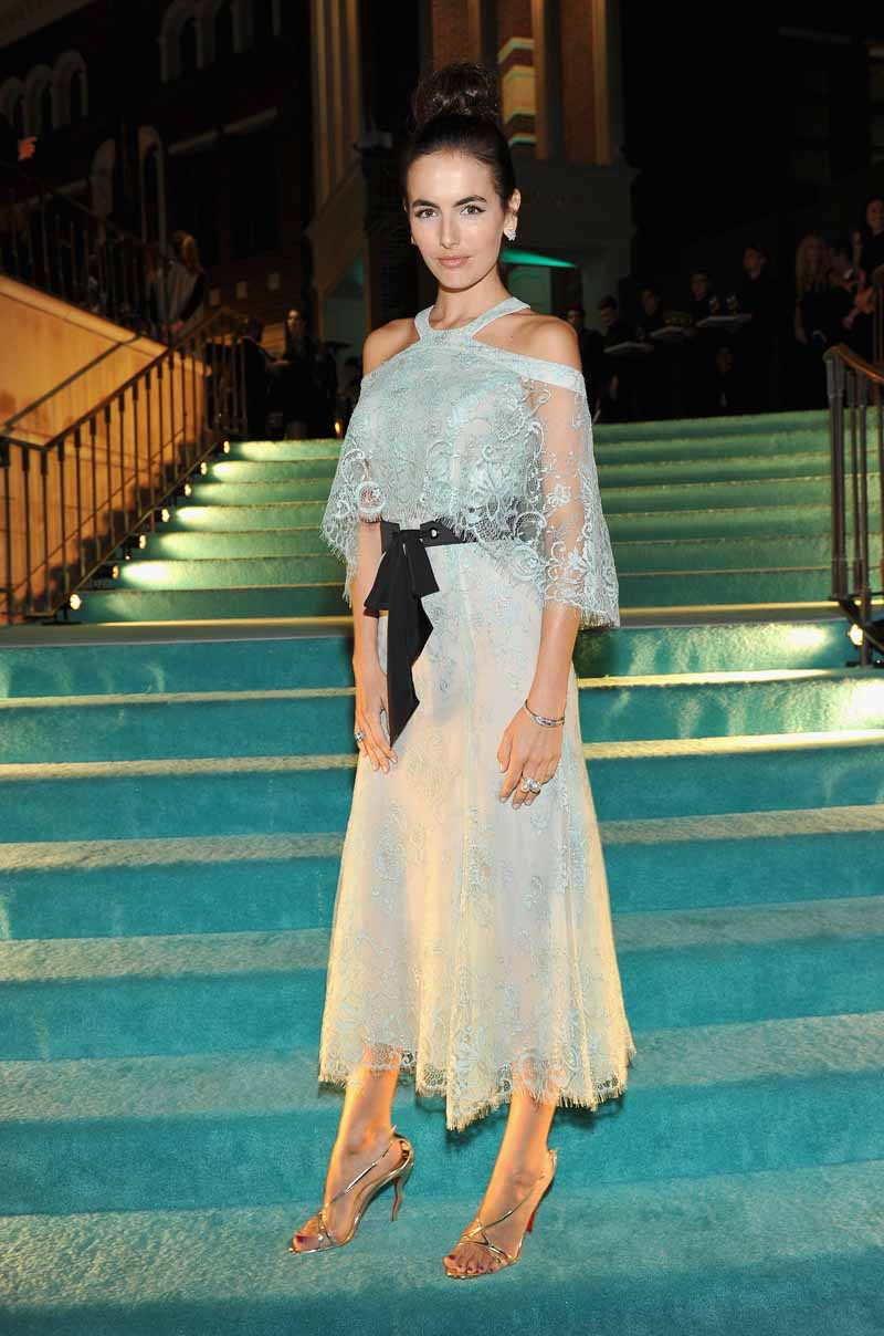 BEVERLY HILLS, CA - OCTOBER 13: Actress Camilla Belle attends Tiffany & Co.'s unveiling of the newly renovated Beverly Hills store and debut of 2016 Tiffany masterpieces at Tiffany & Co. on October 13, 2016 in Beverly Hills, California. (Photo by Donato Sardella/Getty Images for Tiffany & Co.)