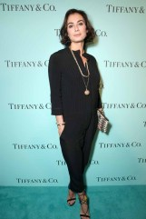 BEVERLY HILLS, CA - OCTOBER 13: Design Director of Tiffany & Co. Francesca Amfitheatrof attends Tiffany & Co.'s unveiling of the newly renovated Beverly Hills store and debut of 2016 Tiffany masterpieces at Tiffany & Co. on October 13, 2016 in Beverly Hills, California. (Photo by Todd Williamson/Getty Images for Tiffany & Co.)