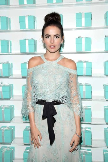 BEVERLY HILLS, CA - OCTOBER 13: Actress Camilla Belle attends Tiffany & Co.'s unveiling of the newly renovated Beverly Hills store and debut of 2016 Tiffany masterpieces at Tiffany & Co. on October 13, 2016 in Beverly Hills, California. (Photo by Charley Gallay/Getty Images for Tiffany & Co.)