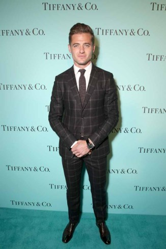 BEVERLY HILLS, CA - OCTOBER 13: Soccer player Robbie Rogers attends Tiffany & Co.'s unveiling of the newly renovated Beverly Hills store and debut of 2016 Tiffany masterpieces at Tiffany & Co. on October 13, 2016 in Beverly Hills, California. (Photo by Todd Williamson/Getty Images for Tiffany & Co.)