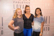 Demi Lovato at Fabletics (11)