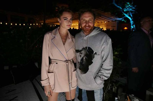 Cara Delevingne & David Guetta_by World Red Eye