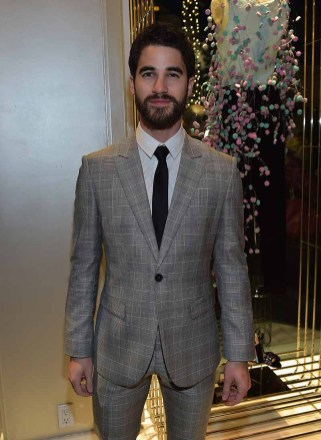 BEVERLY HILLS, CA - MARCH 03: Darren Criss attends Giorgio Armani's celebration of 'The Shape of Water' hosted by Roberta Armani on March 3, 2018 in Beverly Hills, California. (Photo by Donato Sardella/Getty Images for Giorgio Armani)