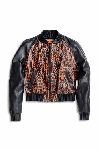 Missoni All-Over Bomber Jacket