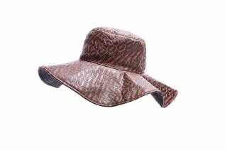 MISSONI ALL-OVER_The Leather Hat