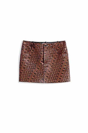 Missoni All Over The Mini Skirt