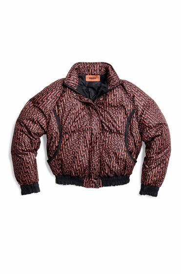 Missoni All Over The Puffer Jacket