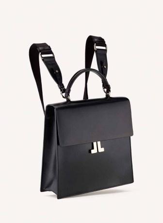 JL de Lanvin black