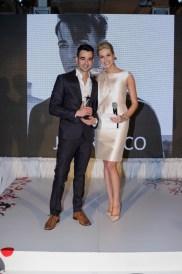 Jo Franco and Jamie O'Banion