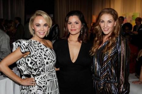 Whitney Kutch, Rochelle Rodriguez, Melissa Moore