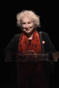 Writer Margaret Atwood