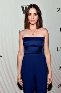 BEVERLY HILLS, CA - JUNE 13: Alison Brie, wearing Max Mara, attends the Women In Film 2018 Crystal + Lucy Awards presented by Max Mara, Lancôme and Lexus at The Beverly Hilton Hotel on June 13, 2018 in Beverly Hills, California. (Photo by Emma McIntyre/Getty Images for Women In Film)
