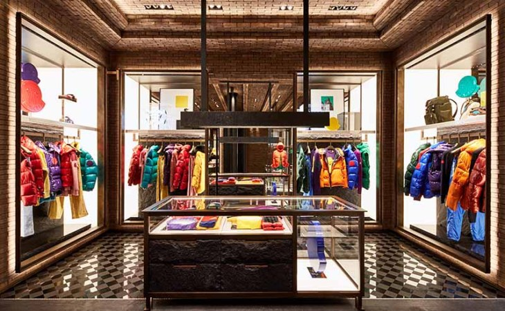 MONCLER NEW BOUTIQUE SOHO NEW YORK