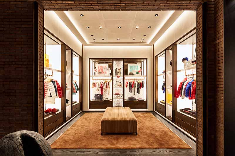 cheap for discount ad459 f40d5 MONCLER NEW BOUTIQUE SOHO NEW YORK (3) - FashionWindows