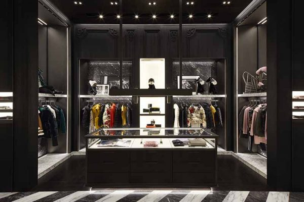 Moncler Boutique Mexico City