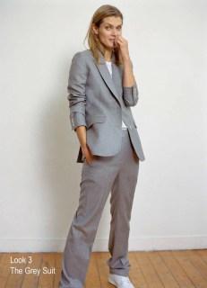CTJ x PALLAS Look 03 The Grey Suit