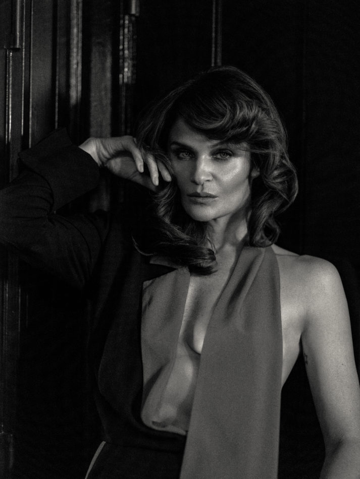 Helena Christensen: Photographer And Model